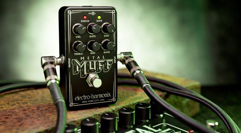 Electro Harmonix Nano Metal Muff 1