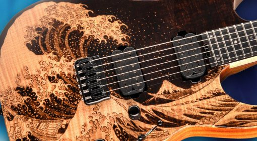 ESP-M-II-HARDTAIL-Great-Wave
