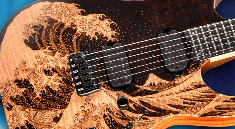 ESP-M-II-HARDTAIL-Great-Wave