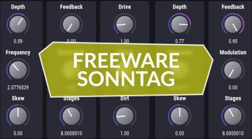 Freeware Sonntag: Air Shelf, ChowCentaur und Chow Phaser