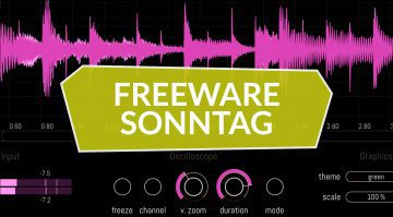 Freeware Sonntag: Oldigy, Wave Observer und DSK Dynamic Guitars
