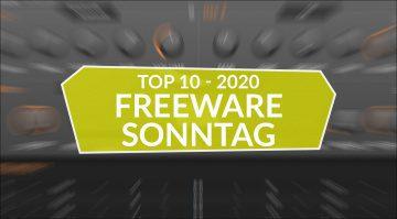 Top 10 der kostenlosesten Freeware Sonntag Plug-ins 2020