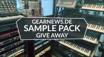Gearnews.de Sample Pack Give Away: Teil 1