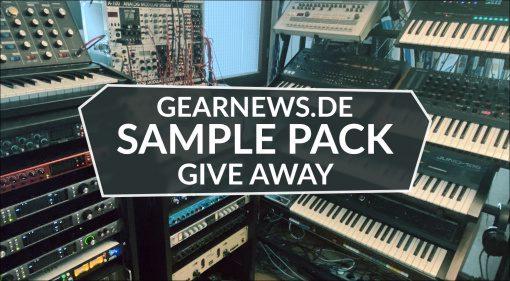 Gearnews.de Sample Pack Give Away: Teil 1