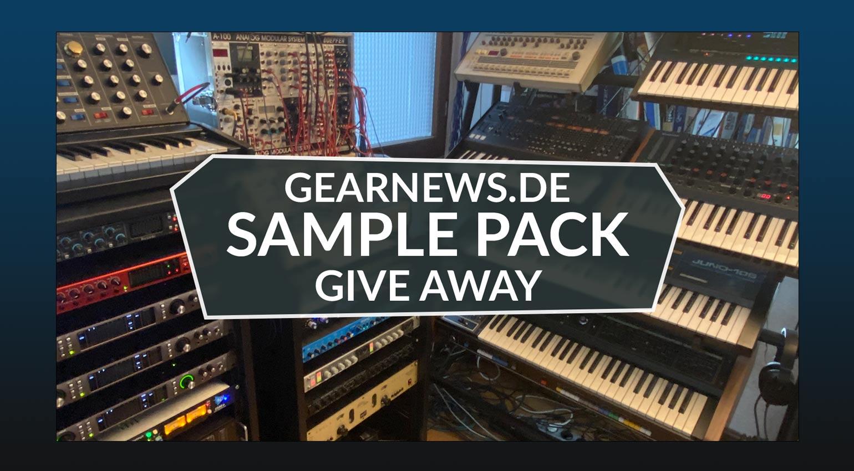 Gearnews.de Sample Pack Give Away