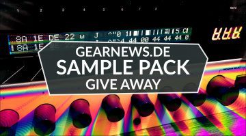 Gearnews.de Sample Pack Give Away: Teil 2