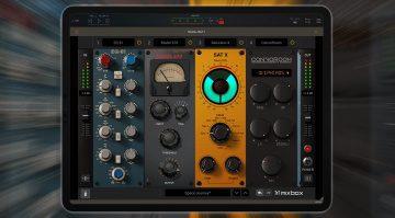 IK Multimedia MixBox CS mischt eure Spuren professionell auf dem iPad