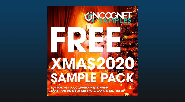 Incognet Samples XMAS 2020 Sample Pack