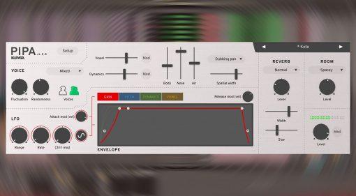 Klevgränd Pipa: Ein singender Wavetable und Granular-Synthesizer