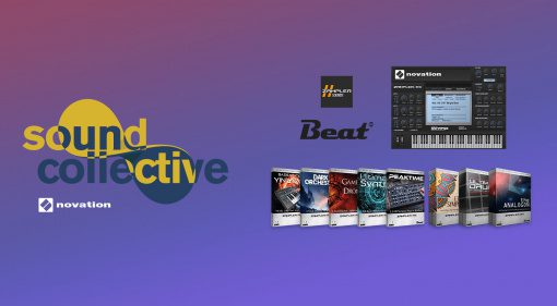 Kostenlos: Novation Sound Collective schenkt ZamplerSounds Zampler RX Creative Bundle