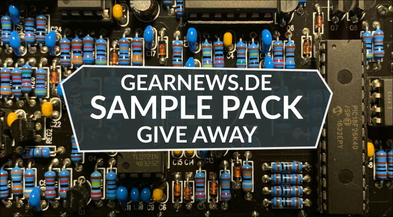 Sample Pack Give Away Teil 5