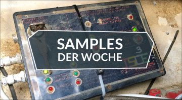 Samples der Woche: Cyber Weapons, TAQS.IM Solo, Grit & Groove und mehr