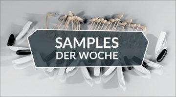 Samples der Woche: Soul Sessions, Stompbox, The Upright und Freeware