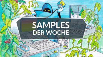 Samples der Woche: Kostenlose Samples und Instrumente von Legowelt, Spitfire Audio, Rast Sound und weiteren Anbietern