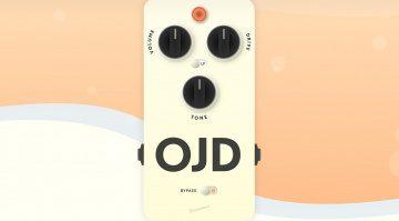 Kostenlos: Schrammel OJD ist ein Fulltone OCD Distortion Plug-in