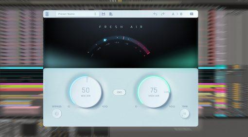 """Kostenlos: Slate Digital verschenkt """"smoothes"""" Fresh Air Plug-in"""