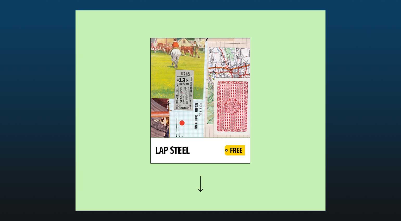 Spitfire Audio Lap Steel