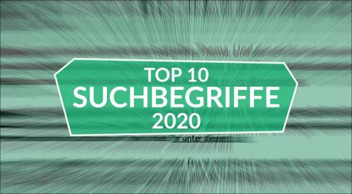 Suchbegriff Top 10 bei Gearnews.de: Wer ist der Sieger in 2020?