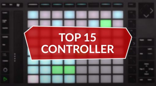Top 15 Controller 2020 bei Thomann