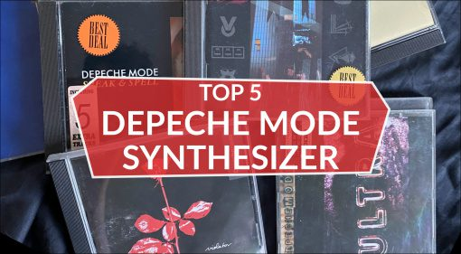 Top5 Depeche Mode Synthesizer