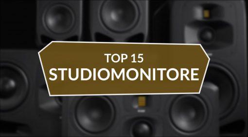 Studiomonitore Top 15 des Jahres 2020 bei Thomann