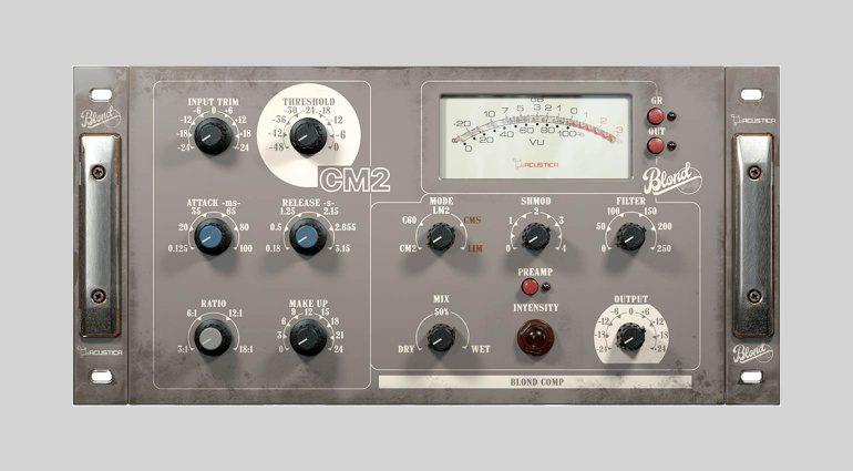 Acustica Audio Blond Comp
