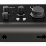 Frontansicht Audient iD4 MKII