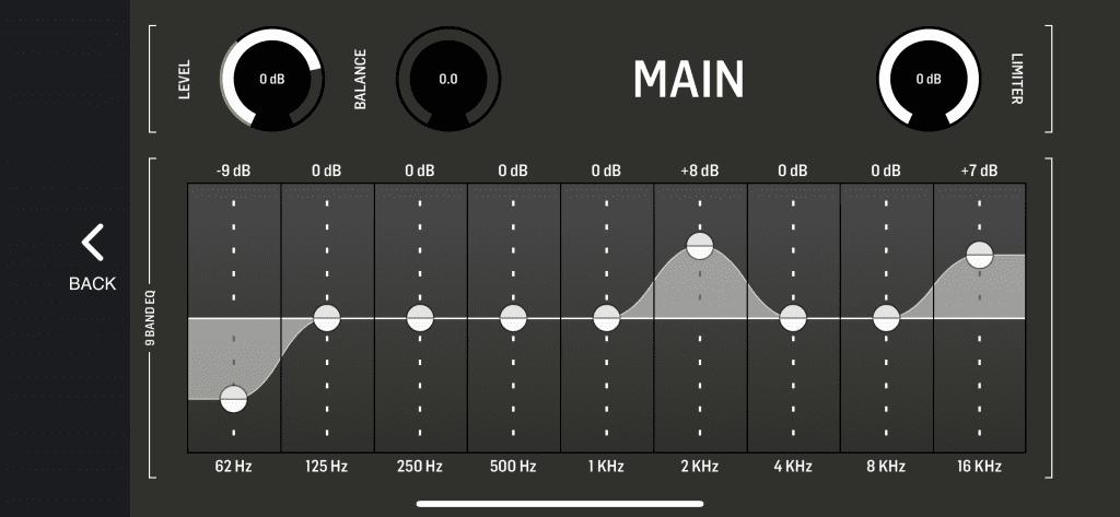 Behringer Flow8 App Master