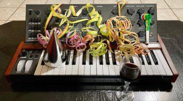 Behringer Kobol überraschend vorgestellt mit mysteriösen Tastern