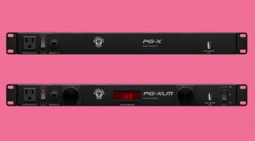 Black Lion Audio PG-X und PG-XLM Power Conditioner