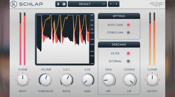 Caelum Audio Schlap: ein vielseitiges, aggressives Kompressor-Plug-in