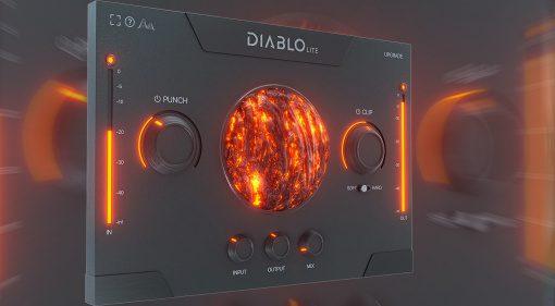 Freeware: Cymatics Diablo Lite - ein Drum Enhancer Plug-in für mehr Punch