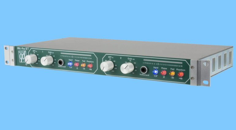 Daking Audio Mic Pre IIT