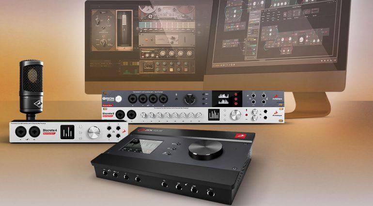 Deal: Antelope Audio Interfaces mit kostenlosem Bitwig Studio und Effekten