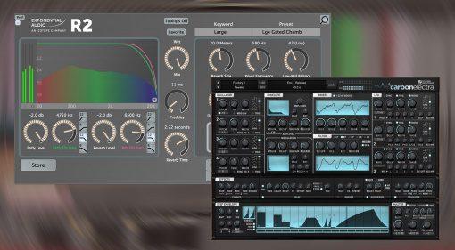 Deal: Exponential Audio R2 Reverb für 20€ und Carbon Electra Synthesizer kostenlos!