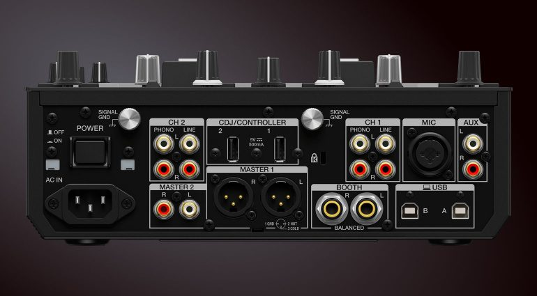 Pioneer DJ bringt DJM-S7 2-Kanal Performance-Mixer