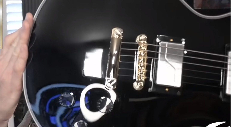 Epiphone MKH Origins Les Paul Custom Matt Heafy Signature Black