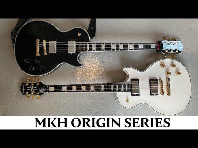 Epiphone MKH Origins Les Paul Custom Matt Heafy Signature