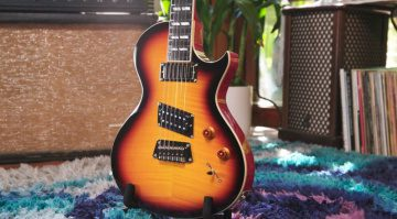 Epiphone Nancy Wilson Fanatic Signature Nighthawk 1