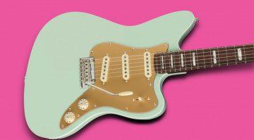 Fender Parallel Universe Volume II Strat Jazz Deluxe