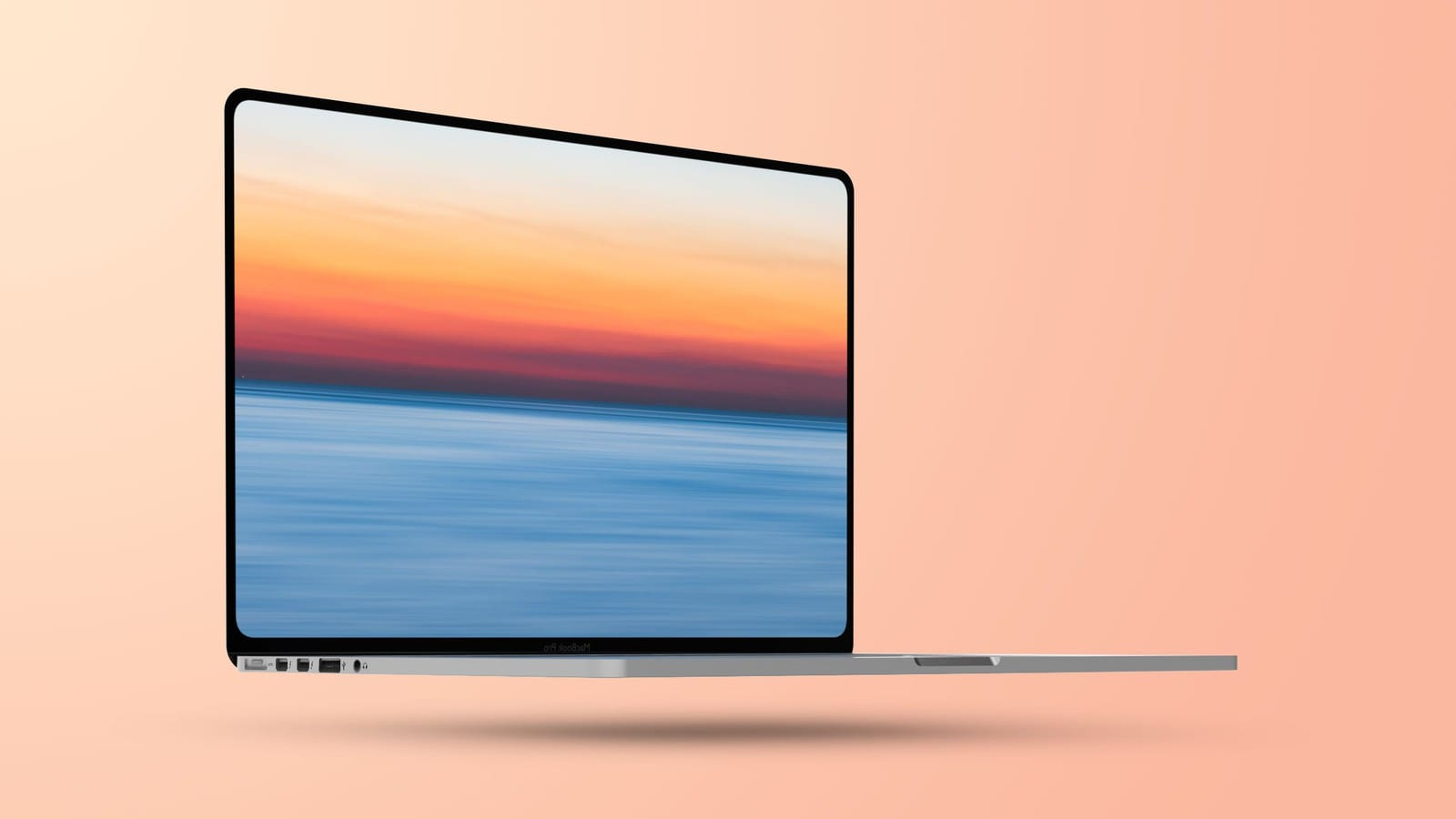 2021 MacBook Pro Mockup