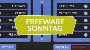 Freeware Sonntag: Freqs, BPB Saturator und Giant Verb