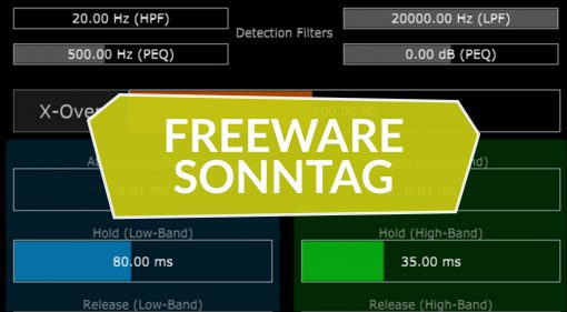 Freeware Sonntag: Tape Orchestra, Cymbal Killer und WarmApp