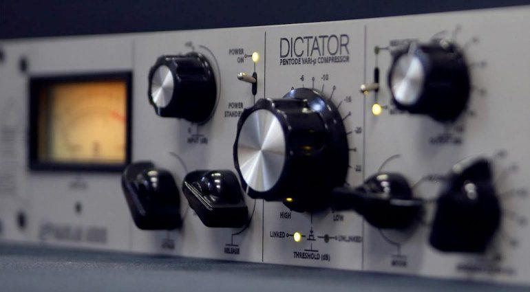 Gainlab Audio Dictator
