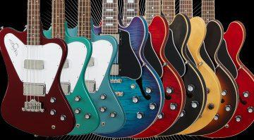 Gibson Modern Original Thunderbird ES-335 ES-339 NAMM 2021 Teaser
