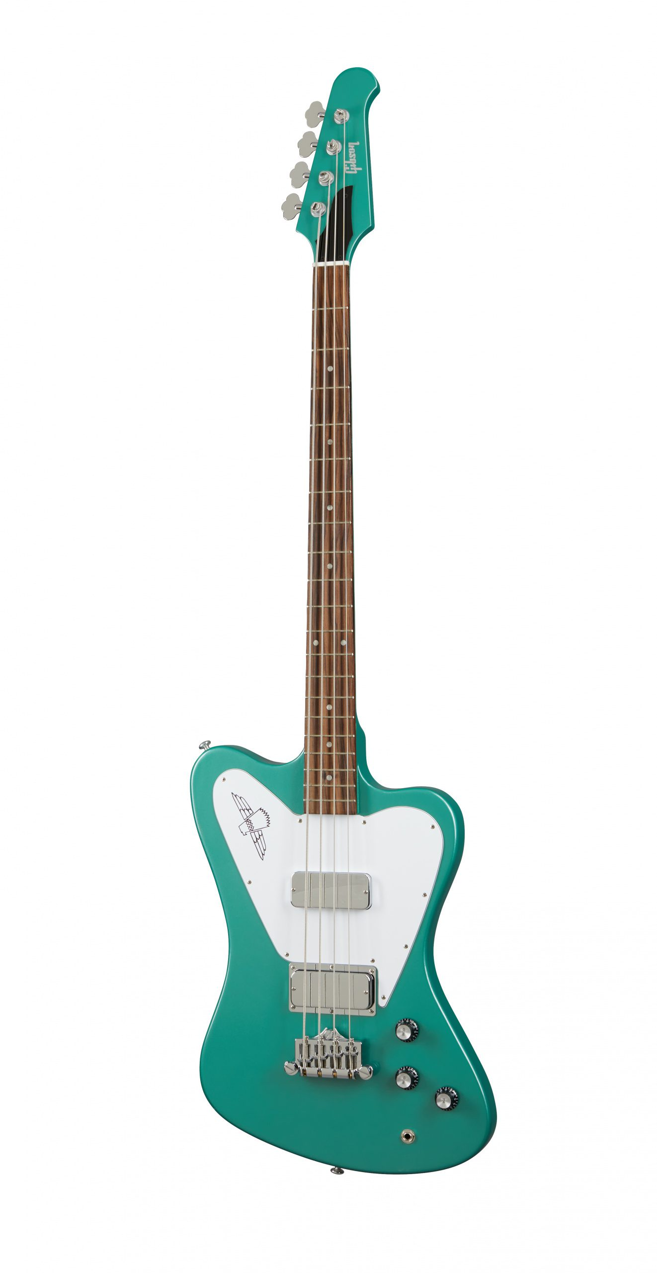 Gibson Thunderbird non-reversed Original Inverness Green
