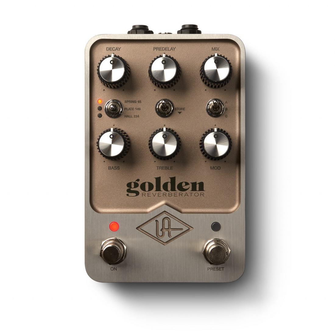 Golden Reverberator