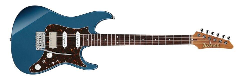Ibanez AZ2204N Prussian Blue Seymour Duncan Fortuna