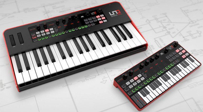 IK Multimedia UNO Synth Pro und UNO Synth Pro Desktop