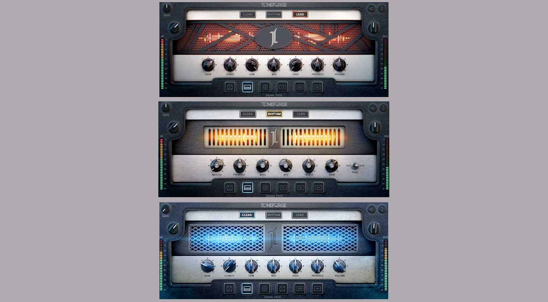 Joey Sturgis Tones Toneforge Jeff Loomis Amps